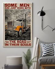 Some Men Are Just Born With The Road In Their Soul 11x17 Poster lifestyle-poster-1