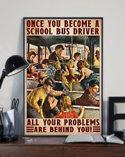 Bus Driver - All Your Problems Are Behind You 11x17 Poster lifestyle-poster-2