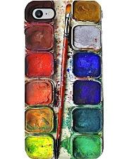 Color Paletes Painter Phone Case i-phone-7-case