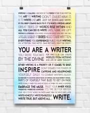 Writer Manifesto 11x17 Poster aos-poster-portrait-11x17-lifestyle-17
