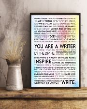 Writer Manifesto 11x17 Poster lifestyle-poster-3