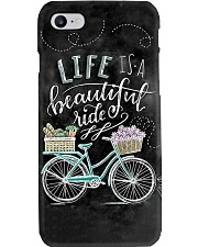 Cycling Life Is A Beautiful Ride Phone Case i-phone-7-case