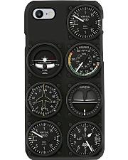 Pilot Six Flight Instruments Phone Case i-phone-8-case