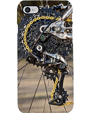 Cycling Bicycle Gears Phone Case i-phone-8-case