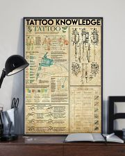 Tattoo Knowledge 11x17 Poster lifestyle-poster-2