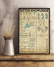 Tattoo Knowledge 11x17 Poster lifestyle-poster-3