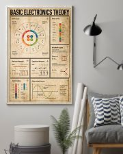 Electrician Basic Electronics Theory 11x17 Poster lifestyle-poster-1