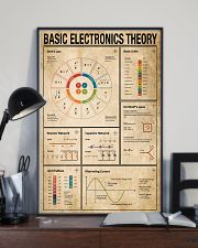 Electrician Basic Electronics Theory 11x17 Poster lifestyle-poster-2