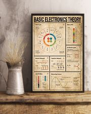 Electrician Basic Electronics Theory 11x17 Poster lifestyle-poster-3