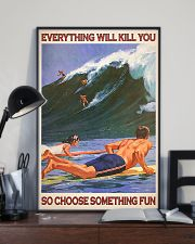 Surfing - Choose Something Fun 11x17 Poster lifestyle-poster-2
