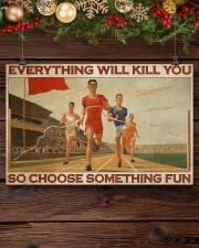 Running - Choose Something Fun 17x11 Poster aos-poster-landscape-17x11-lifestyle-27
