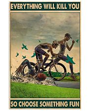 Swimming - Choose Something Fun 11x17 Poster front