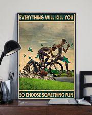 Swimming - Choose Something Fun 11x17 Poster lifestyle-poster-2