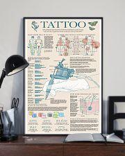 Tattoo Hurt 11x17 Poster lifestyle-poster-2