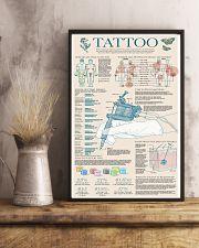 Tattoo Hurt 11x17 Poster lifestyle-poster-3