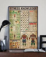 Fitness Knowledge Poster 11x17 Poster lifestyle-poster-2