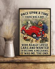 Mechanic Once Upon A Time 11x17 Poster lifestyle-poster-3