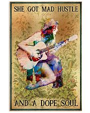 Hippie - She Got Mad Hustle And A Dope Soul 11x17 Poster front