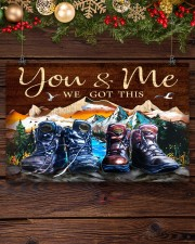 Hiking - You And Me We Got This 17x11 Poster aos-poster-landscape-17x11-lifestyle-27