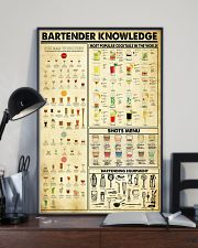 Bartender Knowledge 11x17 Poster lifestyle-poster-2