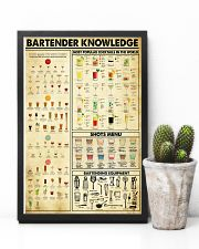 Bartender Knowledge 11x17 Poster lifestyle-poster-8