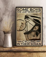Cycling In Boys' Souls 11x17 Poster lifestyle-poster-3
