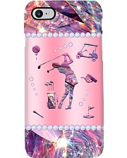 Golf Pinky Phone Case i-phone-8-case