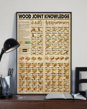 Carpenter Wood Joint Knowledge  11x17 Poster lifestyle-poster-2