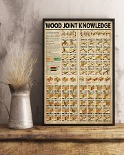 Carpenter Wood Joint Knowledge  11x17 Poster lifestyle-poster-3