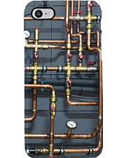 Plumber - Piping System Phone Case i-phone-8-case