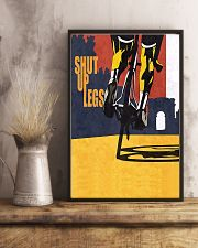 Cycling Shut Up Legs 11x17 Poster lifestyle-poster-3