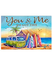 Surfing - You And Me We Got This 17x11 Poster front