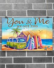 Surfing - You And Me We Got This 17x11 Poster poster-landscape-17x11-lifestyle-18