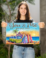 Surfing - You And Me We Got This 17x11 Poster poster-landscape-17x11-lifestyle-19