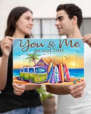 Surfing - You And Me We Got This 17x11 Poster poster-landscape-17x11-lifestyle-20