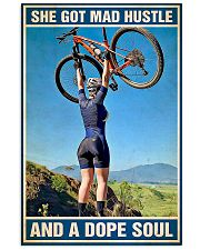Cycling A Dope Soul 11x17 Poster front