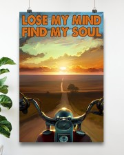 Motorcycle - Lose My Mind Find My Soul 11x17 Poster aos-poster-portrait-11x17-lifestyle-19