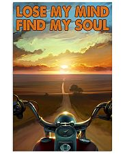 Motorcycle - Lose My Mind Find My Soul 11x17 Poster front