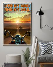 Motorcycle - Lose My Mind Find My Soul 11x17 Poster lifestyle-poster-1