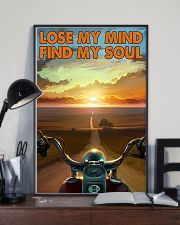 Motorcycle - Lose My Mind Find My Soul 11x17 Poster lifestyle-poster-2