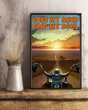 Motorcycle - Lose My Mind Find My Soul 11x17 Poster lifestyle-poster-3
