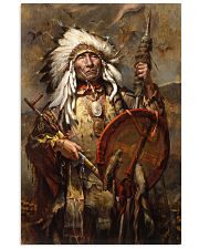 Father Native American 11x17 Poster front