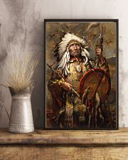 Father Native American 11x17 Poster lifestyle-poster-3