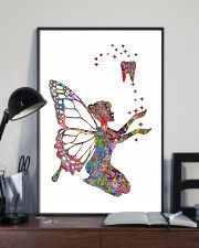 Dentist Tooth Fairy 11x17 Poster lifestyle-poster-2