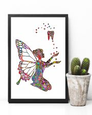 Dentist Tooth Fairy 11x17 Poster lifestyle-poster-8