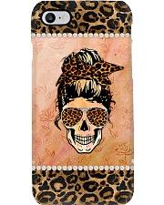 Skull - Cool Girl Phone Case i-phone-8-case