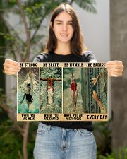 Swimmers Be Humble When You Are Victorious  17x11 Poster poster-landscape-17x11-lifestyle-19