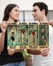 Swimmers Be Humble When You Are Victorious  17x11 Poster poster-landscape-17x11-lifestyle-20