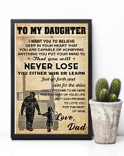 Trucker - To My Daughter 11x17 Poster lifestyle-poster-8