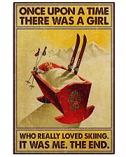 Skiing Once Upon A Time 11x17 Poster front